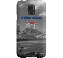 Chicago Home of Baseball Fever Samsung Galaxy Case/Skin