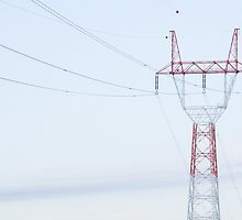 Electricity Pylon by Inimma