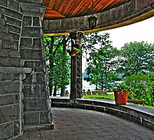 """Boldt Castle"" A View From The Inside Out by SueAnne"