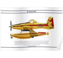 Air Tractor Montenegro 1 Poster