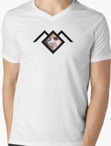 Twin Peaks - Owl Cave Mens V-Neck T-Shirt