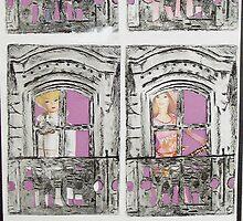 Barbie Townhouse by Tara Filliater