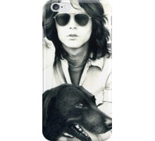 Jim Morrison iPhone Case/Skin