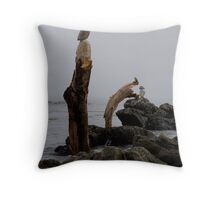 Cairn Family Throw Pillow