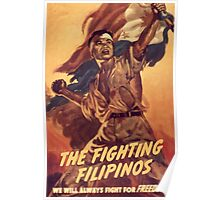 The Fighting Filipinos Poster