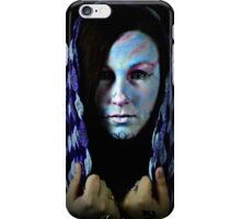 Day of the Dead- winter edition  iPhone Case/Skin