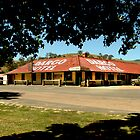Historic Dargo Hotel, Victorian High Country by Joe  Mortelliti