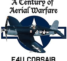 F4U Corsair Century of Aerial Warfare by Mil Merchant