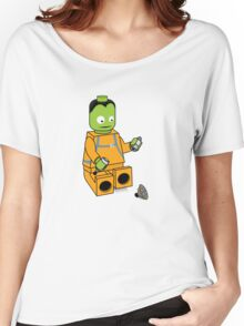 Space Legos Women's Relaxed Fit T-Shirt