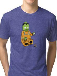 Space Legos Tri-blend T-Shirt