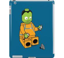 Space Legos iPad Case/Skin