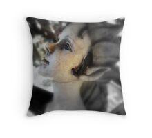 Sweet Pixie Throw Pillow