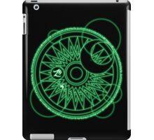 Magic Circle iPad Case/Skin