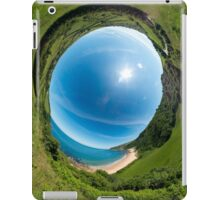 Kinnagoe Bay - Sky In iPad Case/Skin