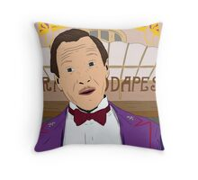 M. Gustave - The Grand Budapest Hotel, Wes Anderson Throw Pillow