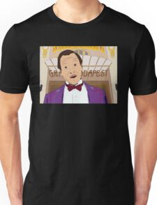 M. Gustave - The Grand Budapest Hotel, Wes Anderson Unisex T-Shirt
