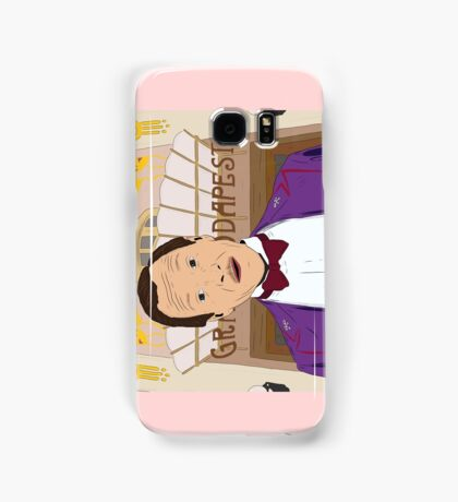 M. Gustave - The Grand Budapest Hotel, Wes Anderson Samsung Galaxy Case/Skin