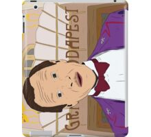M. Gustave - The Grand Budapest Hotel, Wes Anderson iPad Case/Skin