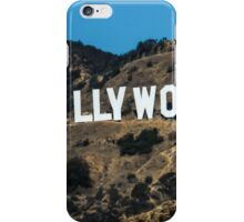 Hollywood #1 iPhone Case/Skin