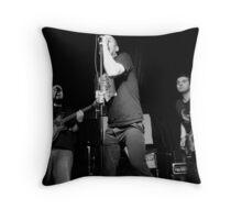 Kretch Live Throw Pillow