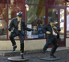 Blues Brothers by Marilyn Harris