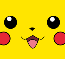 Pika Pi Sticker