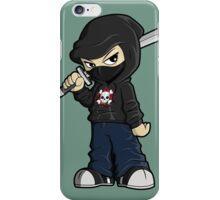 Hoodie Ninja iPhone Case/Skin