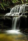 Bridal Veil Falls ~ No 1 by Rosalie Dale