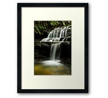 Bridal Veil Falls ~ No 1 Framed Print