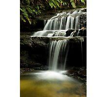 Bridal Veil Falls ~ No 1 Photographic Print