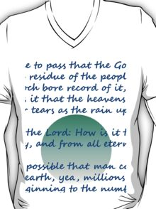 A *CONVERSATION*  (#2 in the Cool Green Hills Collection) T-Shirt