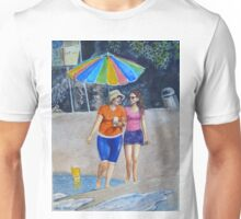 Sunday at Laguna Beach Unisex T-Shirt