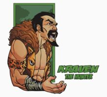 Kraven the Hunter One Piece - Short Sleeve