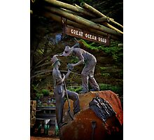 """""""A Tribute to Comradeship and Courage"""" Photographic Print"""