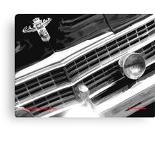 1948 Chrysler Windsor Saloon Canvas Print
