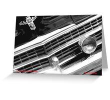 1948 Chrysler Windsor Saloon Greeting Card