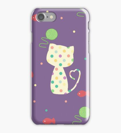 meow iPhone Case/Skin