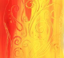 Dancing Flame by Kristin Thornton