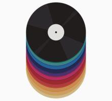 Rainbow Records Kids Tee