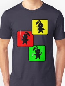 Beware the Wabbit Ninjas! T-Shirt