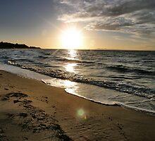 Sunset on Port by Dee Boylan