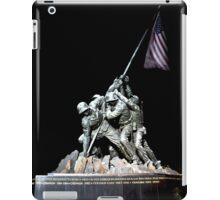 American Symbol of Sacrifice iPad Case/Skin