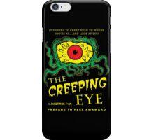 The Creeping Eye iPhone Case/Skin
