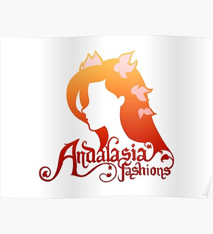 Andalasia Fashions Poster