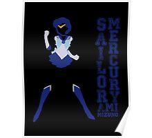 Sailor Mercury! Ami Mizuno! Poster