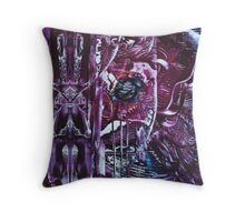 Guidance of Virtue Throw Pillow
