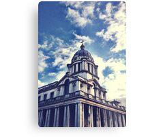 Greenwich Filtered Metal Print