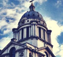 Greenwich Filtered Sticker