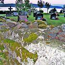 The Old Churchyard by HELUA