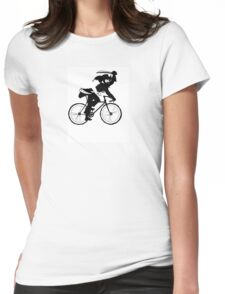 The Fixed Gear Pirate Womens Fitted T-Shirt